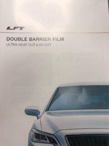 LFTダブルバリアフィルムの新しいカタログが、届きました❗️