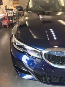 本日の業務!BMW 3シリーズ&JAGUAR Fペイス