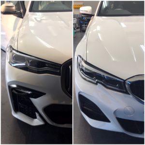 本日の業務!BMW 3シリーズ&X7(M50)