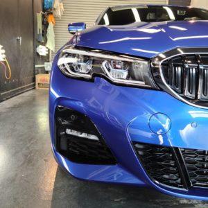 本日の業務!LEXUS CT&BMW 3シリーズ