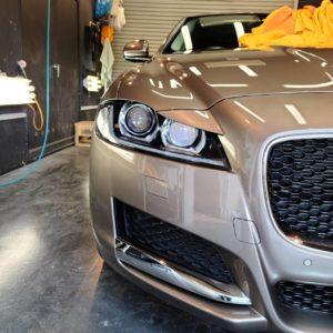 本日の業務!JAGUAR XE &BMW 2グランクーペ