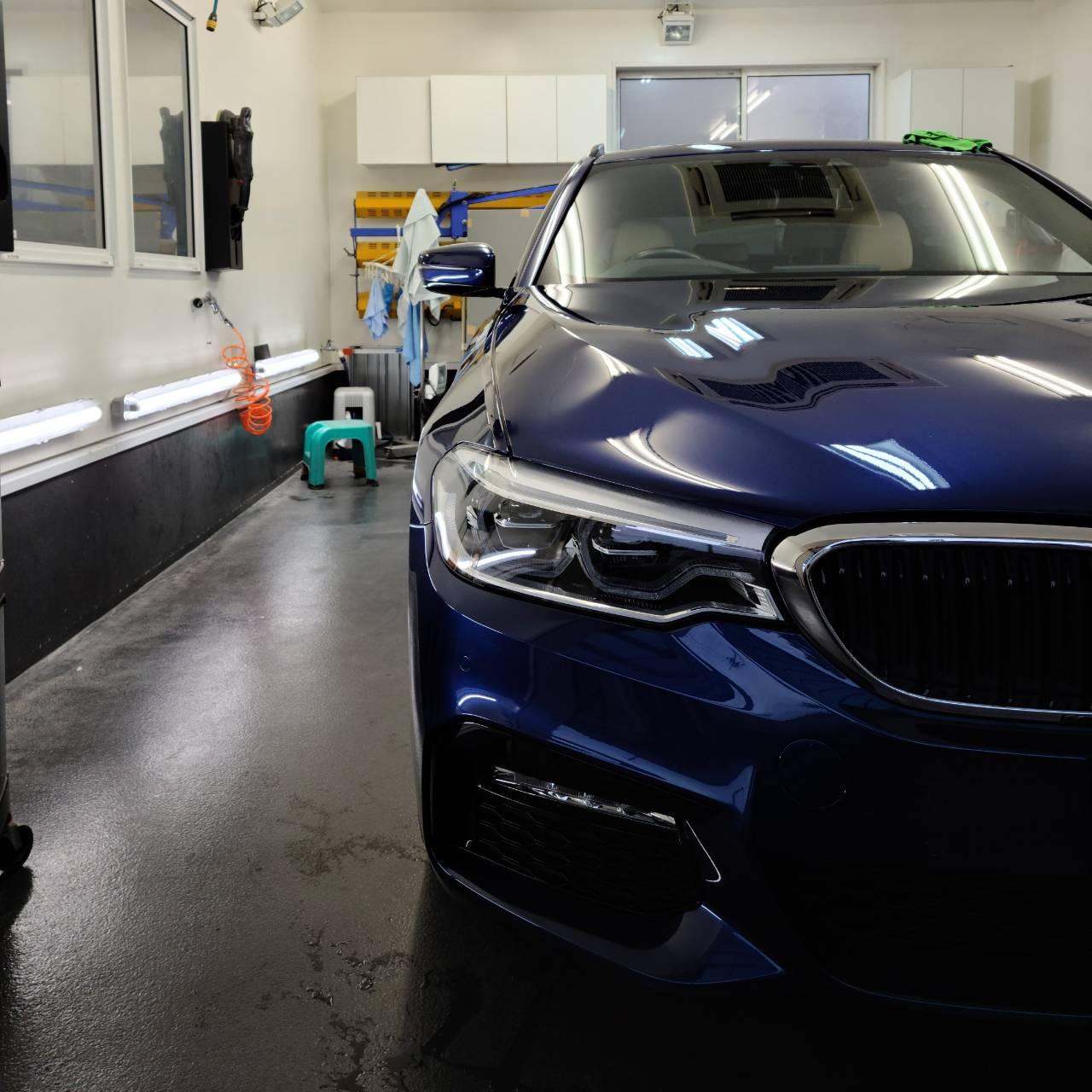 本日の業務!BMW5シリーズ&1シリーズ