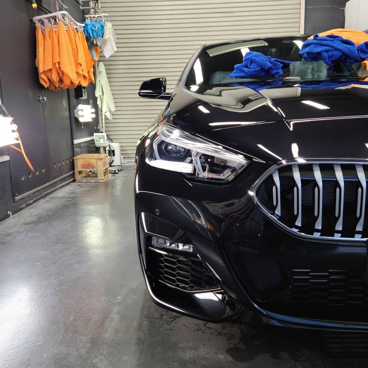 本日の業務!BMW2シリーズGC&5シリーズ