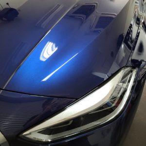 本日の業務!BMW1シリーズ&LANDROVER イヴォーグ