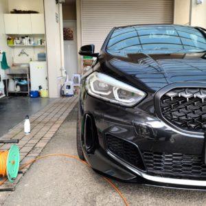BMW(F40型)1シリーズ コーティング&フィルム