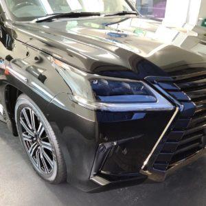 レクサス LX570&BMW5シリーズ(F11)スモークフィルム施工