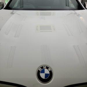 BMW(G02型)X4 コーティング&フィルム施工
