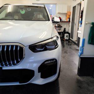 BMW(G05型)X5 コーティング フィルム