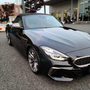 BMW(G29型)Z4 コーティング&フィルム