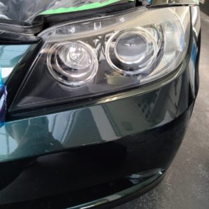 BMW(E90)3シリーズ ヘッドライトリファイン