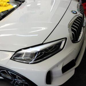 BMW(F40)1シリーズ コーティング&フィルム