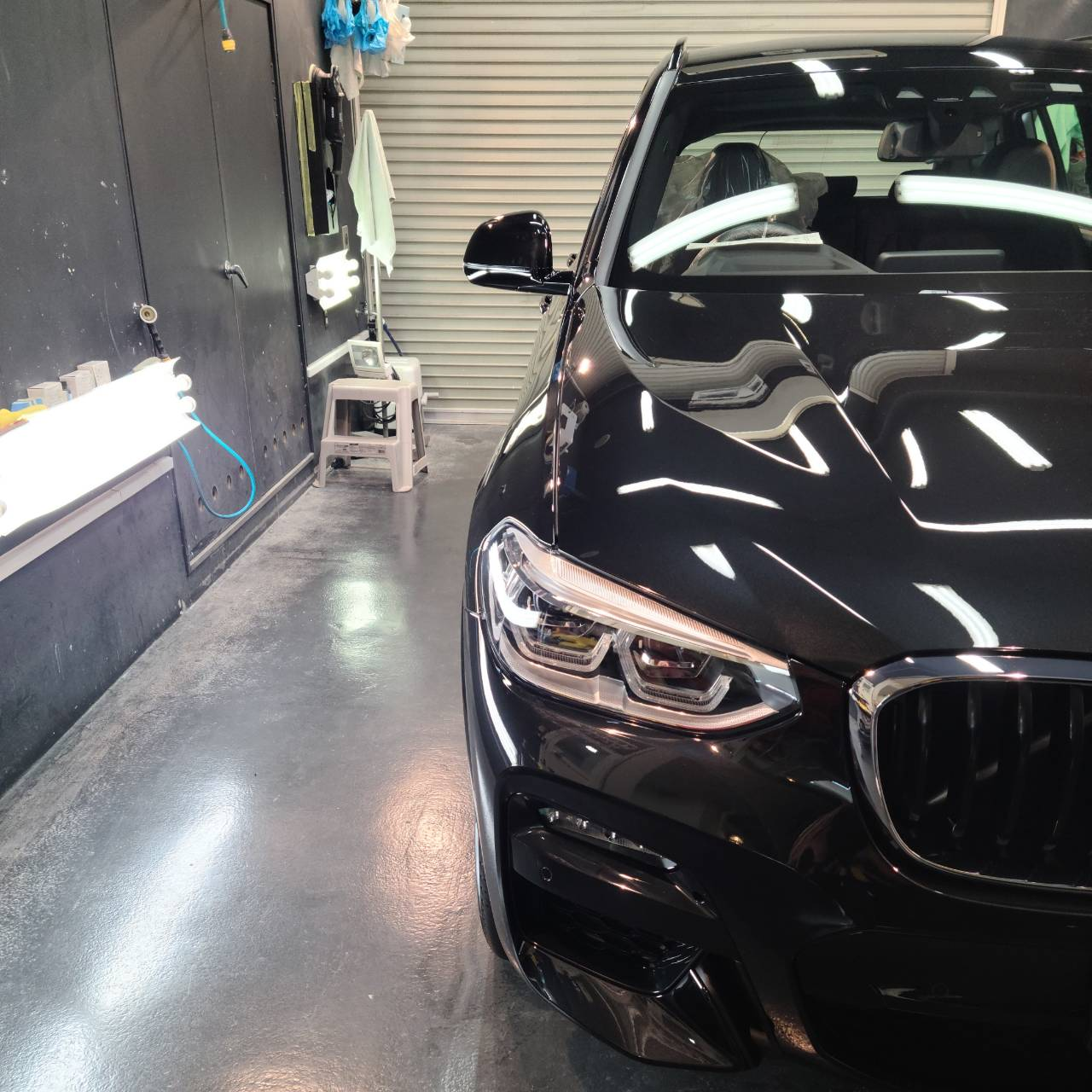 BMW X3 &(F40型)1シリーズ コーティング フィルム