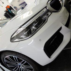 BMW(G31)5シリーズツーリング プラチナコーティング&フィルム施工