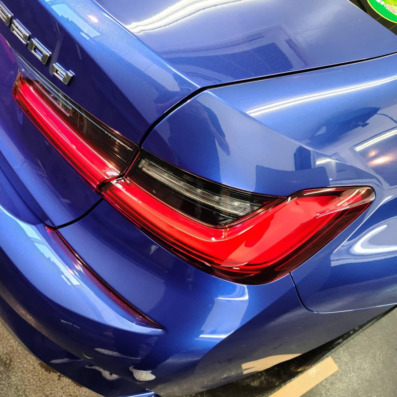 BMW(G20)3シリーズ プラチナコーティング&フィルム(F39)X2 フィルム