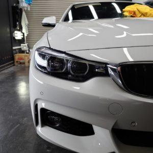 BMW(F48)X1 フィルム&(F36)4シリーズ コーティング&フィルム