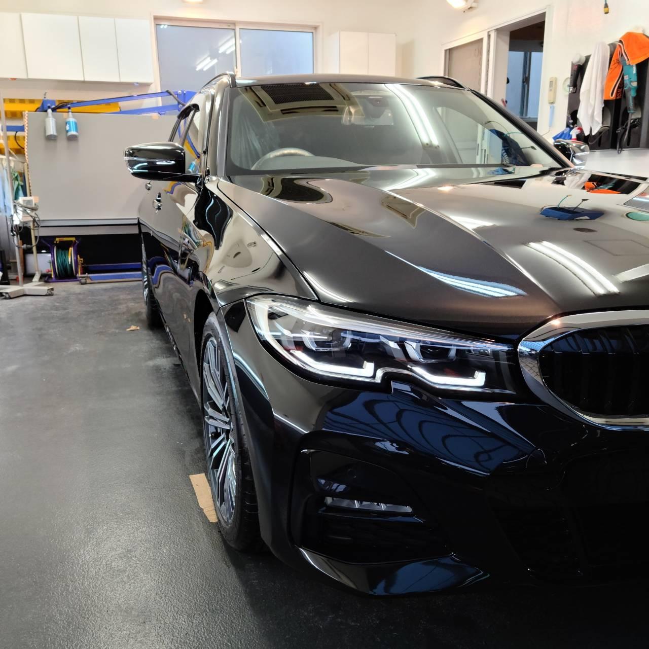 BMW(G21)3シリーズ コーティング&フィルム