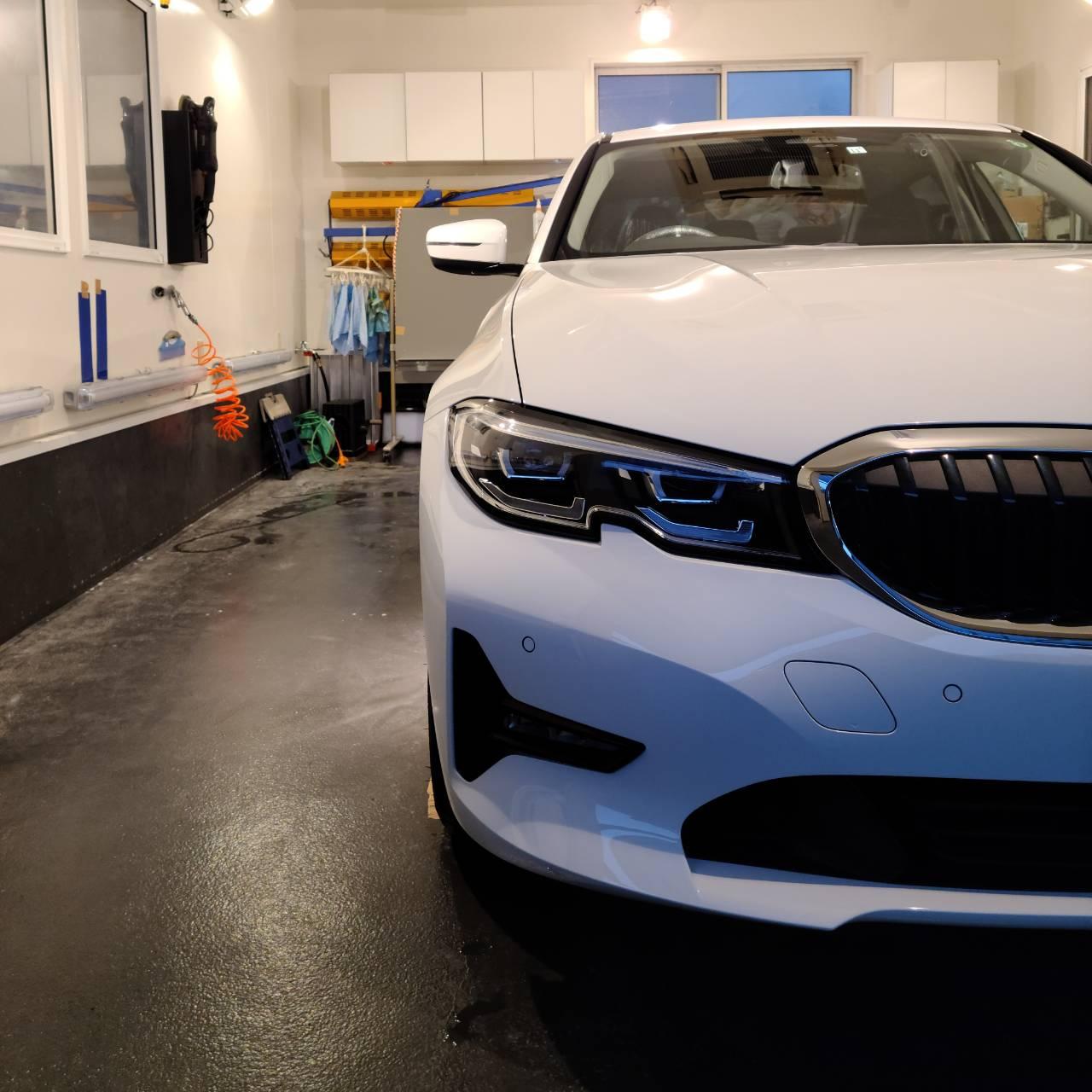 BMW(G20)3シリーズ コーティング&フィルム