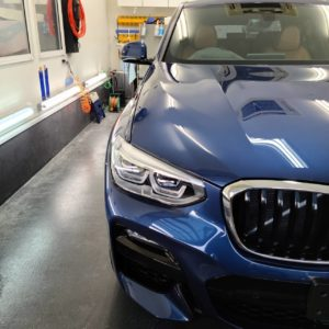 BMW(G02)X4 フィルム&コーティング