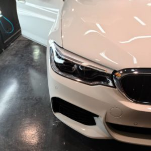BMW(G31)5シリーズ 再コーティング