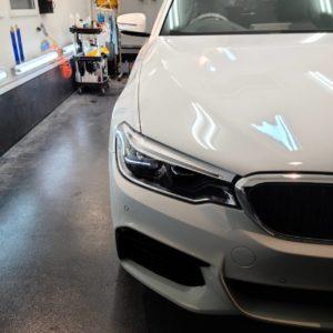 BMW(G30)5シリーズ コーティング&フィルム