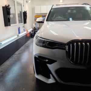 BMW X7 コーティング&フィルム