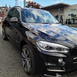 BMW(F15)X5 コーティング