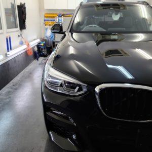 BMW(G01)X3 コーティング&フィルム