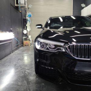 BMW(G30)5シリーズ プラチナコーティング