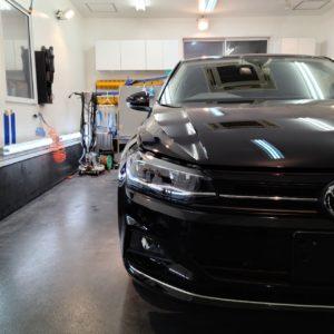 トヨタ(200系)ハイエース 断熱フィルム&Volkswagen ポロ コーティング・フィルム