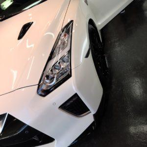 日産 GTR コーティング